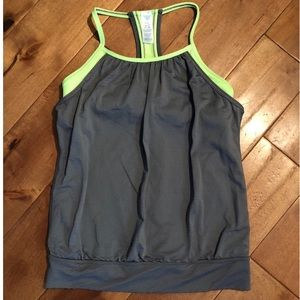 Ivivva by Lululemon Double Dutch Tank Top Size 10